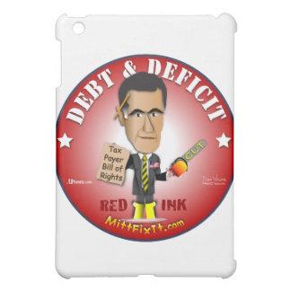 Arreglo del mitón él - deuda y déficit