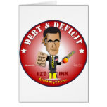 Arreglo del mitón él - deuda y déficit tarjeta