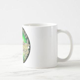 Arreglo del mitón él - dinero taza de café