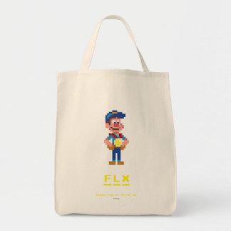Arreglo-él JR de Felix: FLX Bolsa Tela Para La Compra