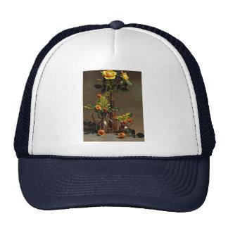 Arreglo floral impresionante gorras