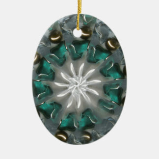 arreglos de piedra handcrafted adorno ovalado de cerámica
