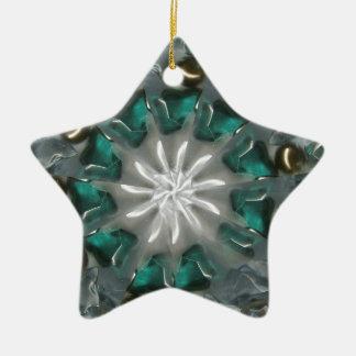 arreglos de piedra handcrafted adorno de cerámica en forma de estrella