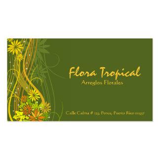 Arreglos Florales Business Card