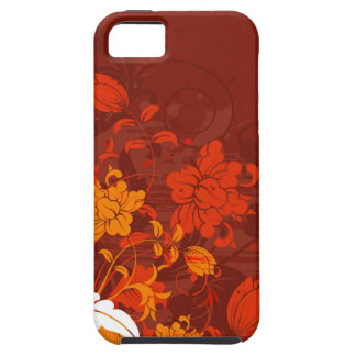Arreglos florales rojos iPhone 5 cobertura