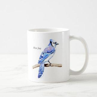 Arrendajo azul taza clásica