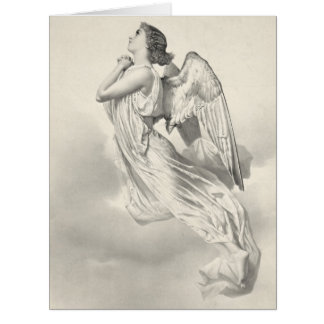 Arrepentimiento 1851 tarjeta de felicitación grande