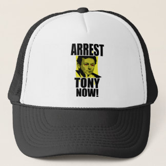 ARREST BP OIL EXECUTIVES TRUCKER HAT
