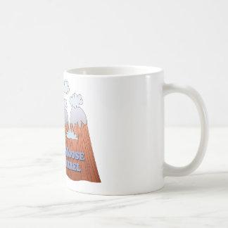 Arrest Moose and Squirrel - Dark Coffee Mug