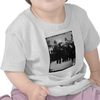 Arrest of a Suffragette in London England c 1910 T Shirt