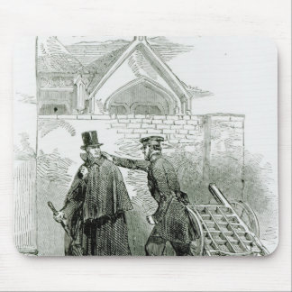 Arrest of Mr. Smith O'Brien Mouse Pad