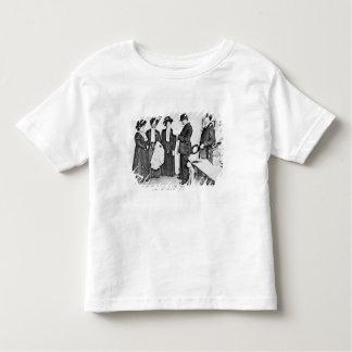 Arrest of Mrs Pankhurst Tee Shirt