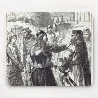 Arrest of the Duke of Gloucester Mouse Pad