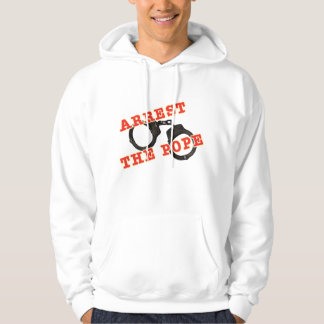 Arrest the Pope Hoodie