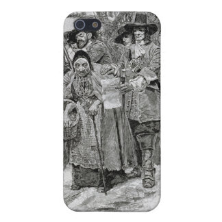 Arresting a Witch Cover For iPhone SE/5/5s