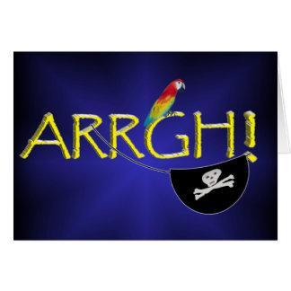 ARRGH! CARD