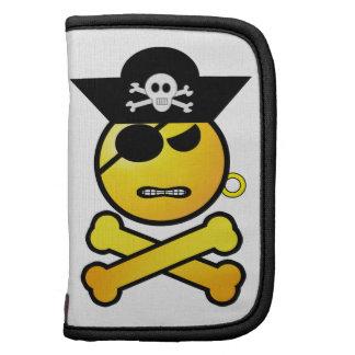 ¡ARRGH! Smiley - pirata del Emoticon de GRR Planificador