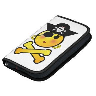 ¡ARRGH! Smiley - pirata del Emoticon del chica Planificador
