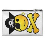 ARRGH! Smiley - Smiling Emoticon Pirate Travel Accessory Bag