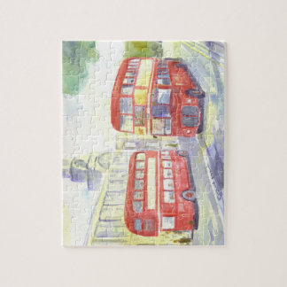 Arriva London AEC Routemaster Jigsaw Puzzle