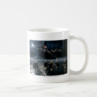 Arrival at Hogwarts Classic White Coffee Mug