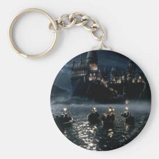 Arrival at Hogwarts Keychains