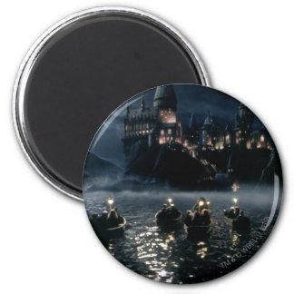 Arrival at Hogwarts Magnet