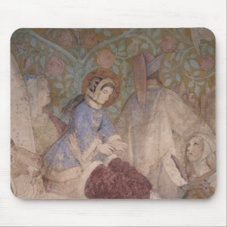 Arrival in Eisenach, c.1854/55 Mouse Pad