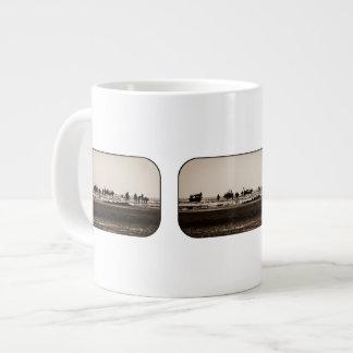 Arrival Large Coffee Mug