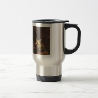 Arrival of a Visitor by Jan Steen Coffee Mugs