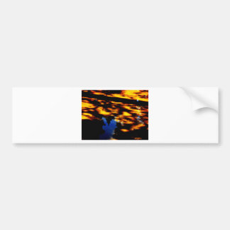 Arrival of darkness bumper stickers