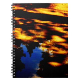 Arrival of darkness notebook