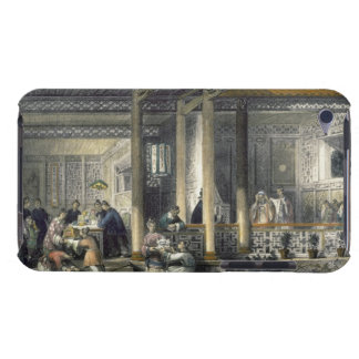 Arrival of Marriage Presents at the Bridal Residen Barely There iPod Case