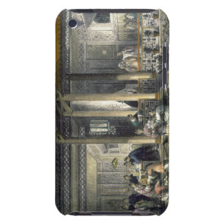 Arrival of Marriage Presents at the Bridal Residen iPod Case-Mate Case