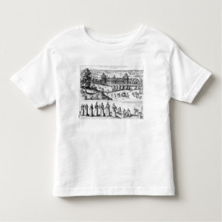 Arrival of Queen Elizabeth I Toddler T-shirt