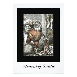 Arrival of Saint Nicholas Card