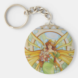 Arrival of Spring Faery Key Chain