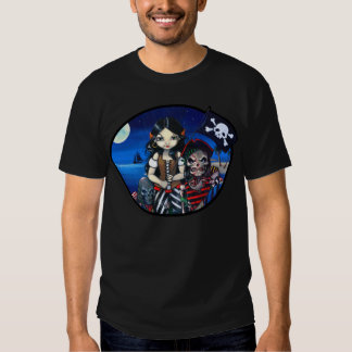 Arrival Of The Damned pirate Shirt