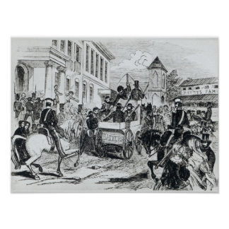 Arrival of the Government Conveyance Poster