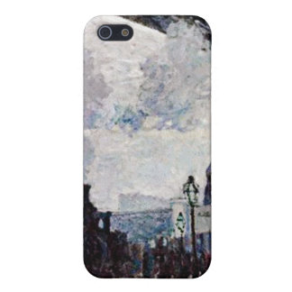 Arrival of the Normandy Train iPhone 4 Case
