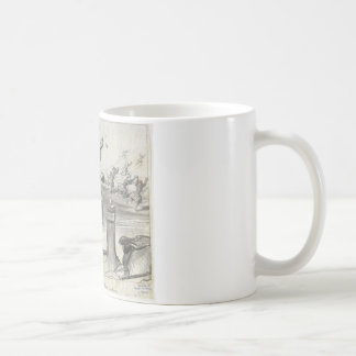 Arrival of the Special Commissioner in Alsace Coco Coffee Mug