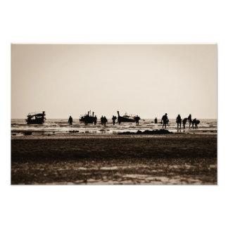 Arrival Photo Print