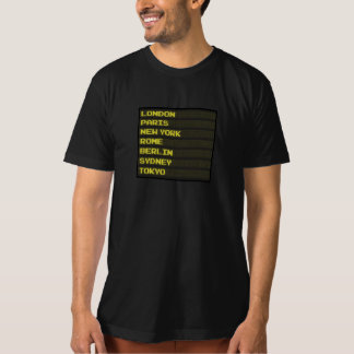 Arrivals and Departures T-Shirt