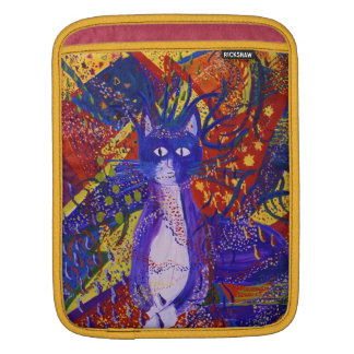 Arriving - Abstract Modern Love Party iPad Sleeves