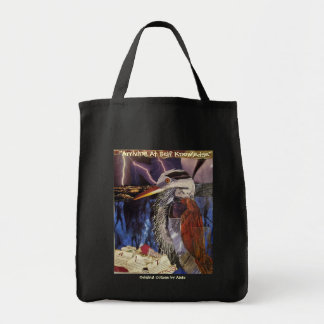 Arriving at Self Knowledge collage by Aleta Tote Bags