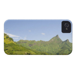 Arriving by ferry to Moorea, French Polynesia 2 iPhone 4 Case
