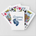 "Arriving Soon Bicycle Playing Cards<br><div class=""desc"">Arriving Soon</div>"