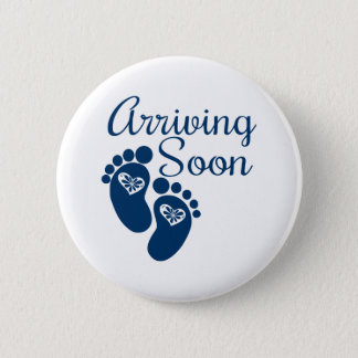 Arriving Soon Button