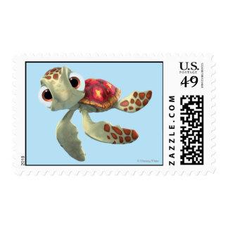 Arroje a chorros 3 sellos postales
