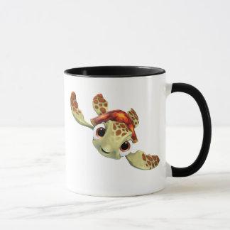 Arroje a chorros taza